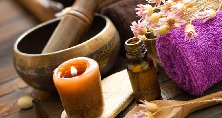 Aromaterapia en el ayurveda
